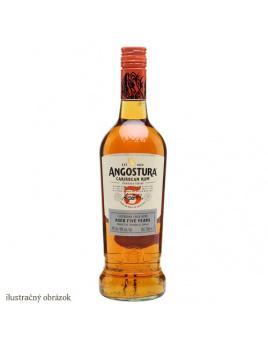 Angostura 5 YO GOLD 40% 0,7