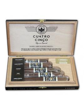 Cuatro Cinco Reserva Especial Collection Box (5)