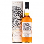House Targaryan & Cardhu Gold Reserve - Game of Thrones Single Malts Collection 40% 0,7 l