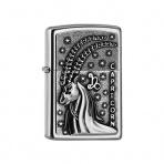 Zapaľovač Zippo 25554 Capricorn Zodiac Emblem