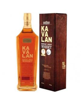 Whisky Kavalan SingleMalt 40% 0.7l