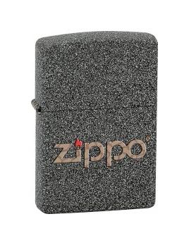 Zapaľovač Zippo Snakeskin Zippo Logo