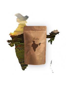 "Káva CoffeeFactory India Plantation ""A"" Bababudan 400g - zrnková"