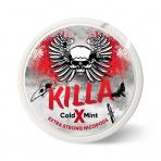 Nikotínové sáčky KILLA Cold X Mint