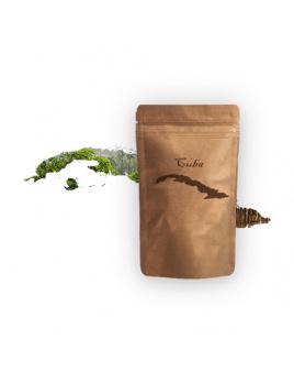 Káva CoffeeFactory Cuba Serrano Superior Lavado 125g - zrnková