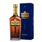 Brandy Metaxa 12* s 2 pohármi 40% 0,7l