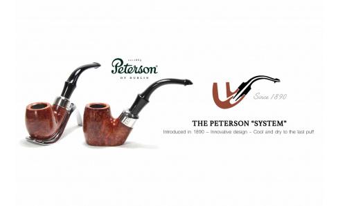 Značka fajok Peterson