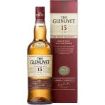 Whiskey The Glenlivet 15 ročná 40% 0,7 l