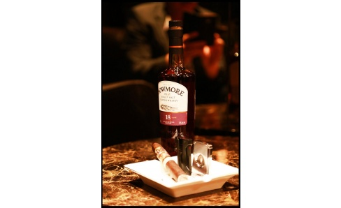 Značka whisky Bowmore