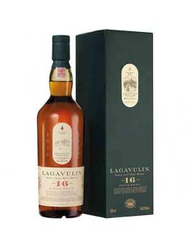 Whisky Lagavulin 16 ročná 43 % 0,7 l